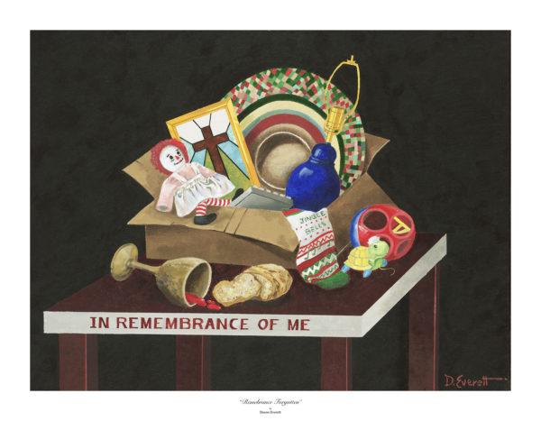 Remembrance Forgotten