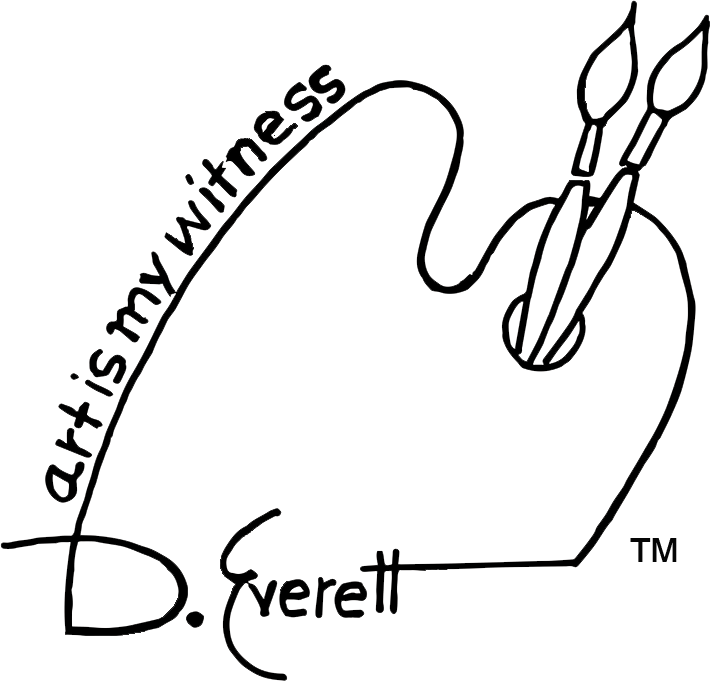 Art is My Witness Logo TM